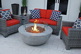 Best redwood valley 5 piece patio fire pit Reviews