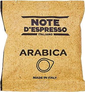 Note D'Espresso - Bolsitas de café arábica monodosis, 7&