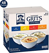 quaker old fashioned grits recipe
