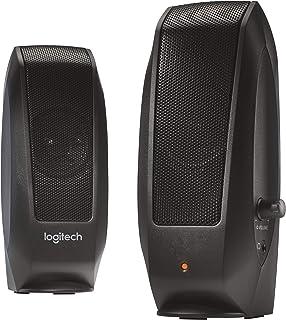 Logitech S120 2.0 Stereo Speakers (Renewed)