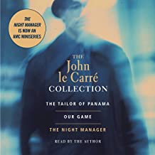 John le Carré Value Collection: Tailor of Panama, Our Game, and Night Manager