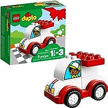 LEGO DUPLO My First Race Car 10860 Building Blocks (6 Piece)