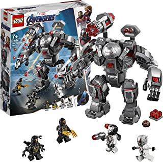 War Machine Buster (Multi Color 76124)