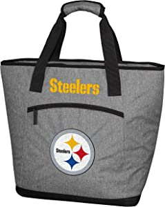 Rawlings NFL Soft Sided Insulated Large Tote Cooler Bag, 30-Can Capacity (ALL TEAM OPTIONS)