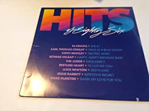 Hits of Eighty Six Vinyl Lp Record Album