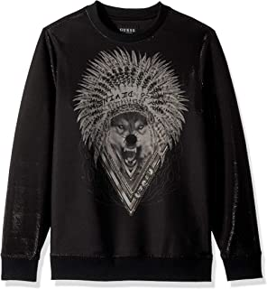 guess crewneck sweatshirt