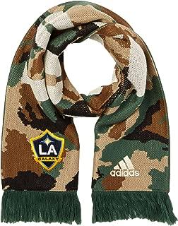 MLS Los Angeles Galaxy Adult Jacquard Scarf, One Size, Camo