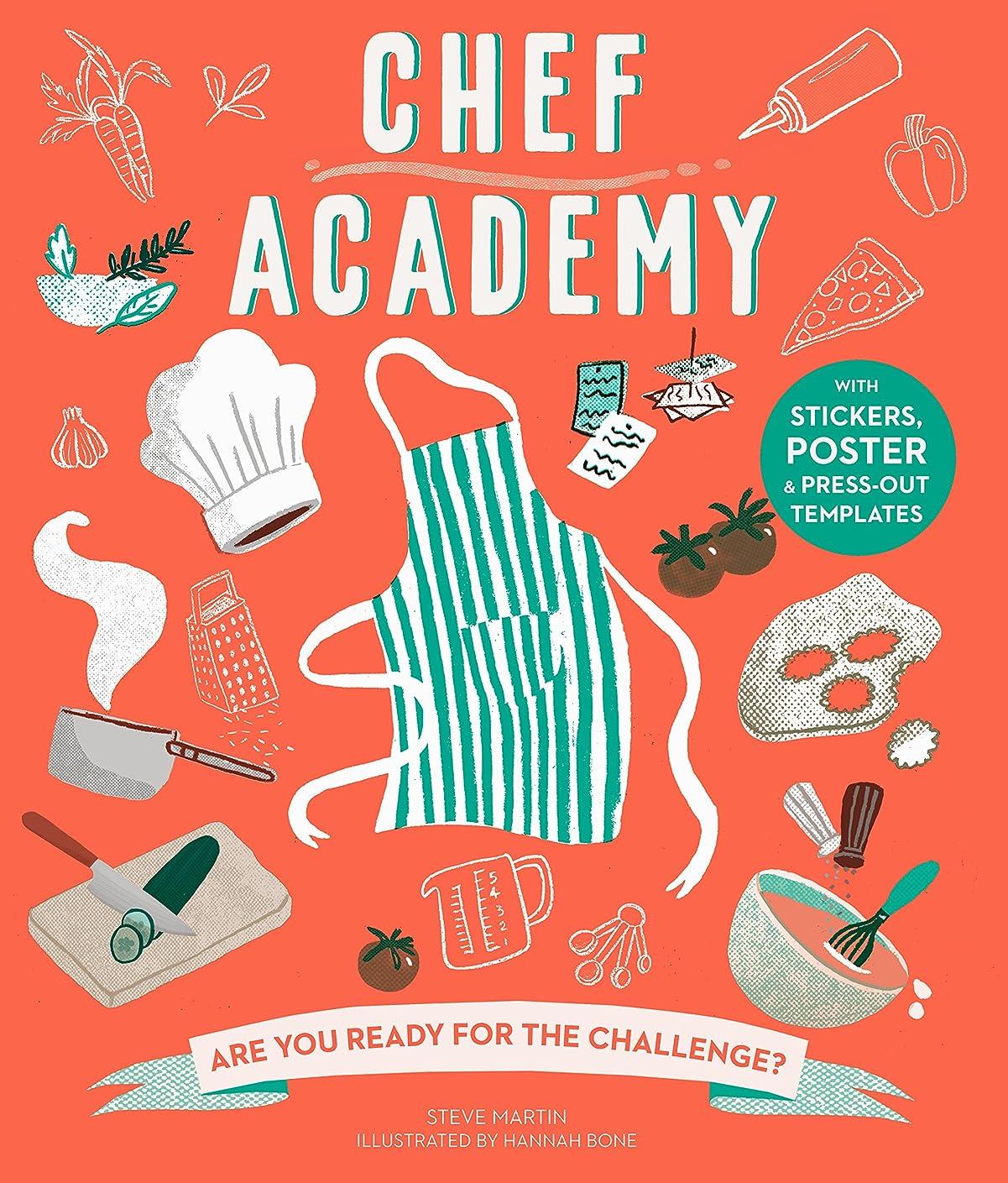 共産主義絡まる靄Chef Academy: Are you ready for the challenge?
