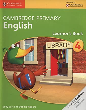 Cambridge Primary English. Learners Book Stage 4