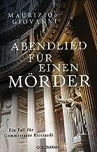 Abendlied für einen Mörder: Ein Fall für Commissario Ricciardi 9 (German Edition)