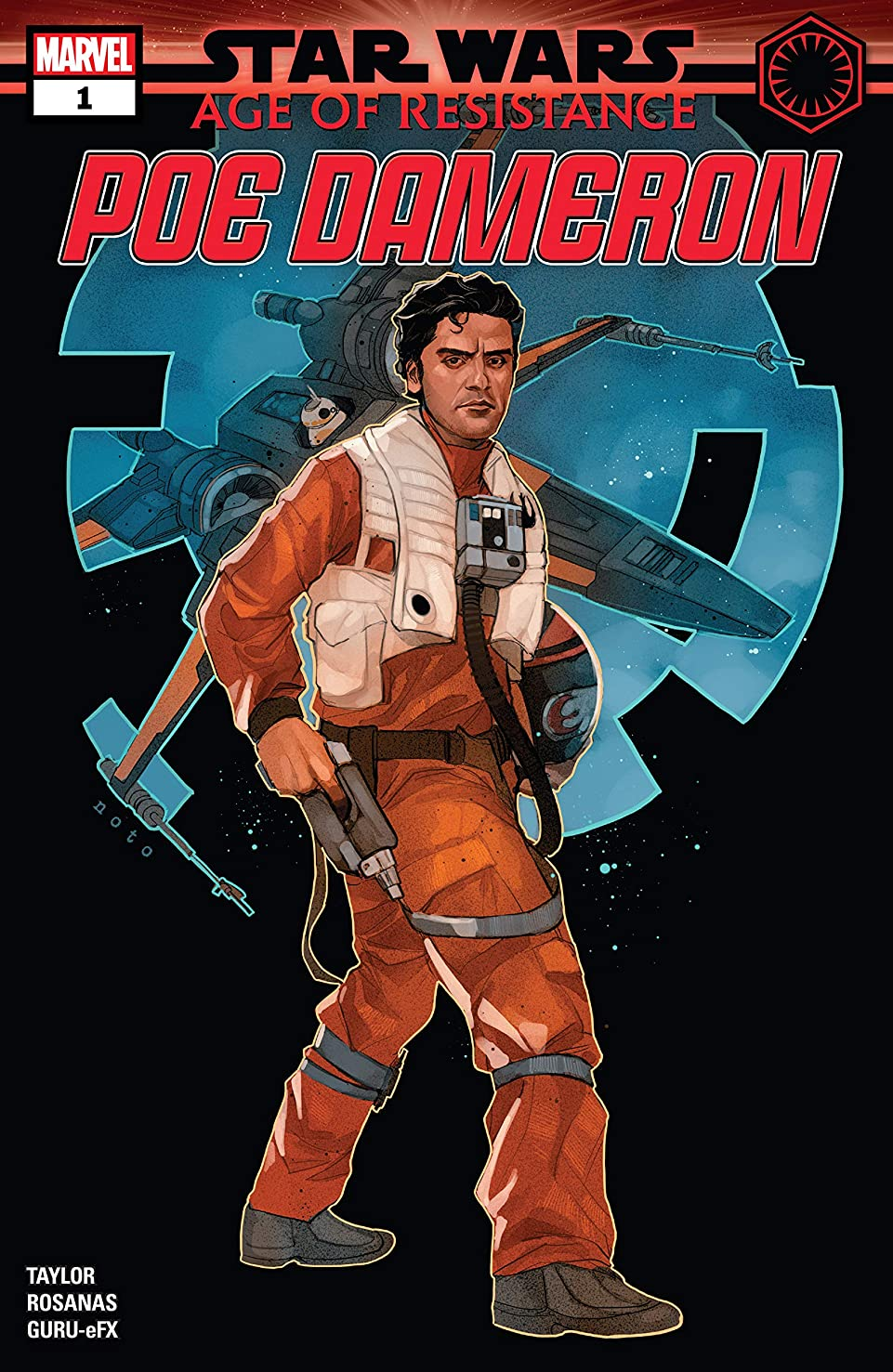 土砂降り宿泊ピカソStar Wars: Age Of Resistance - Poe Dameron (2019) #1 (Star Wars: Age Of Resistance (2019)) (English Edition)