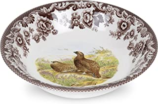 Spode 1566378 Woodland Ascot Cereal Bowl (Red Grouse)