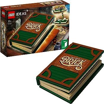 LEGO Ideas - Libro Desplegable, juego de construcción para