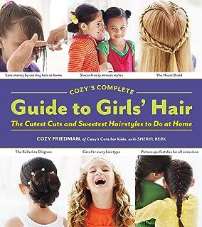 راهنمای کامل دنج موهای دخترانه