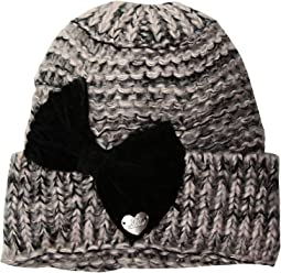 Betsey Johnson - Bowmg Cuff Hat