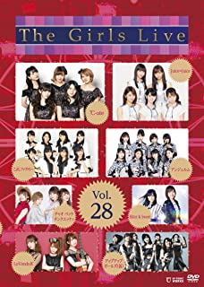 The Girls Live Vol.28 [DVD]