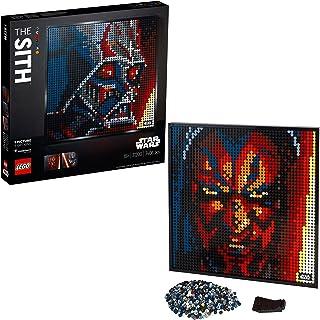 LEGO Art Star Wars De Sith 31200 bouwset van een kunstwerk voor volwassenen (3395 onderdelen)