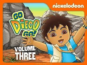 Go, Diego, Go! Volume 3