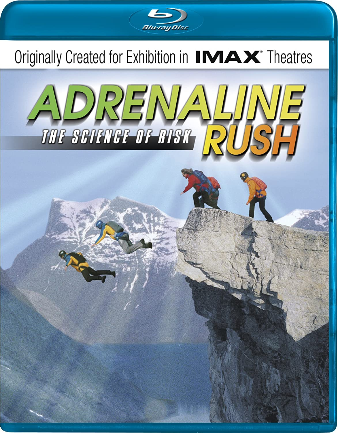 IMAX: Adrenaline Rush Ranking integrated 1st place - Science Risk Al sold out. of The