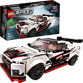 LEGO Speed Champions - Nissan GT-R NISMO, Juguete