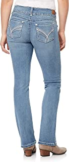 Women's Instastretch Bling Luscious Curvy Bootcut Jeans