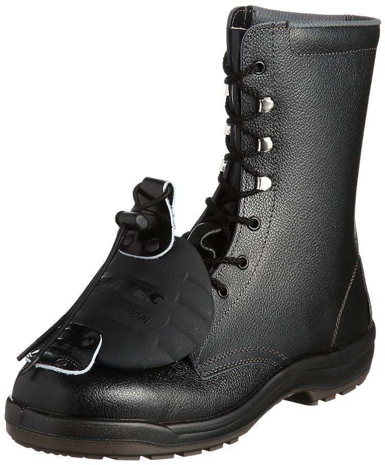施し伝導率天皇[ミドリ安全] 安全靴 JIS規格 長編上靴 CF130 甲プロ MII HS メンズ