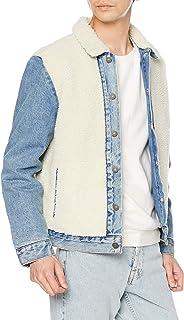 [リーバイス] ボア付き ジャケット メンズ