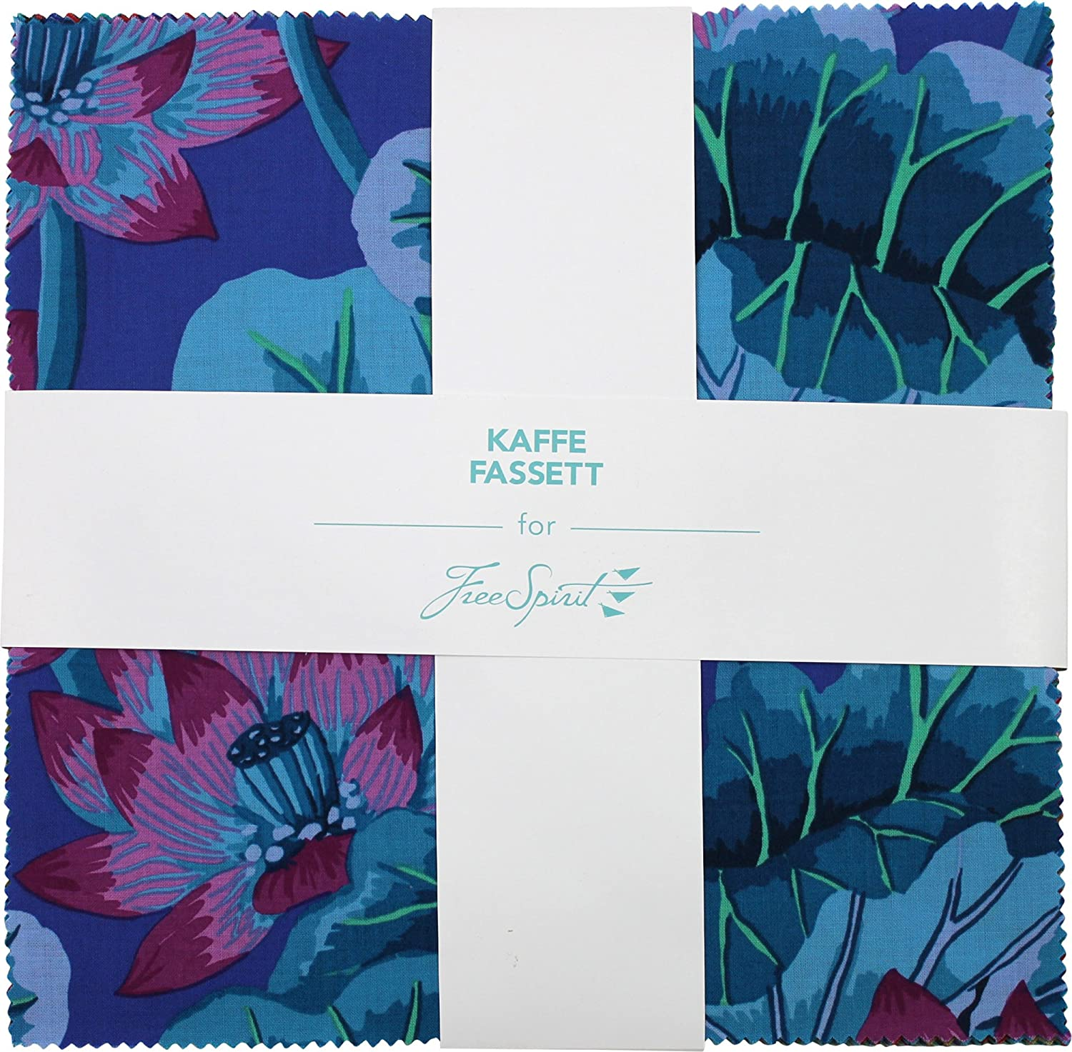 Free Spirit Fabrics Kaffe Fassett Island Cha Ten Collective Complete Limited time cheap sale Shipping Inch