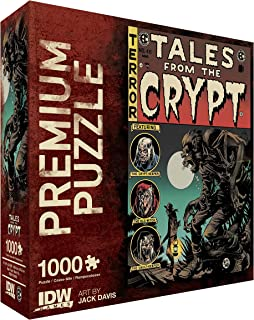 IDW Games Tales from The Crypt Werewolf Jigsaw Puzzle