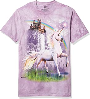 The Mountain Kids Unicorn Castle T-Shirt
