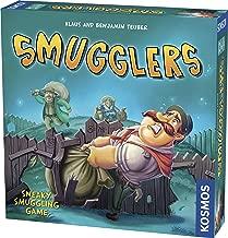 Smugglers Family Board Game