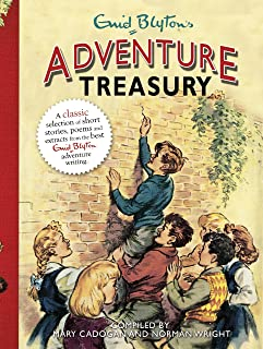 Enid Blyton Adventure Treasury (English Edition)