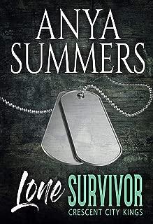 Lone Survivor (Crescent City Kings Book 1)