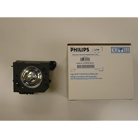 Original Philips TV Lamp Replacement with Housing for Samsung HLP4674W