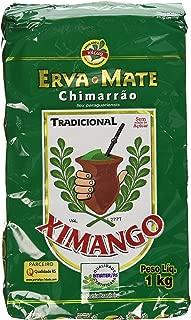 Ximango Yerba Mate - 35.27 Oz - Erva-Mate para Chimarrão Ximango - 1kg