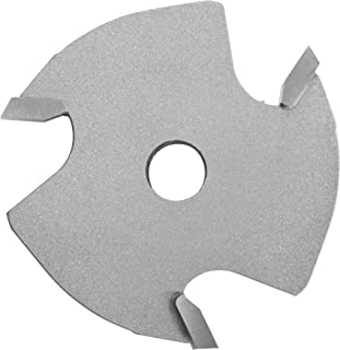 Irwin Tools 1900983 Marples 3-Wing Slot Cutter Router Bit with 1/4