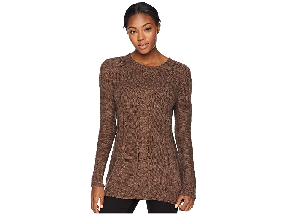 Prana Anabel Tunic (Scorched Brown) Women