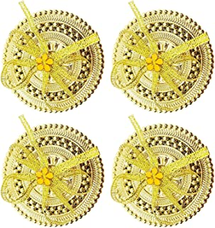 Baal Sindoor Box Jewellery Box Kumkum Dani for Women Best Gift Item Set of 4 Pcs