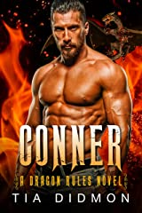 Conner: Dragon Shifter Romance (Dragon Rules Series Book 3) Kindle Edition