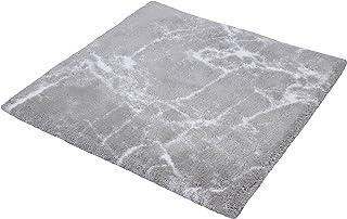 Kleine Wolke 4061114225 Kingston Tapis de Bain Polyacrylique Blanc 70 x 120 x 0,2 cm