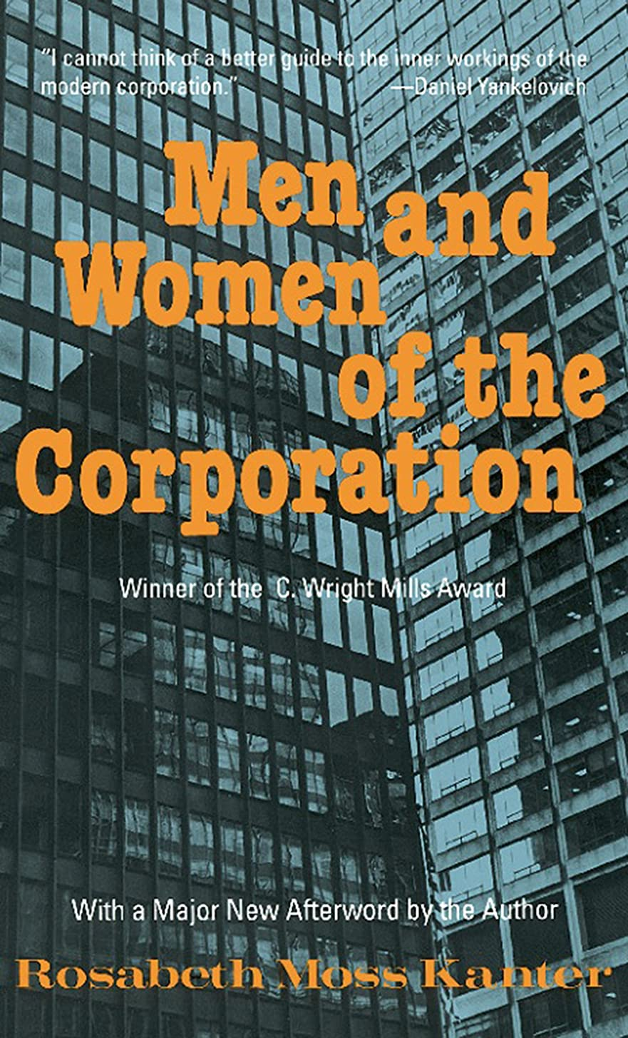 馬力キャンバス着飾るMen and Women of the Corporation: New Edition (English Edition)