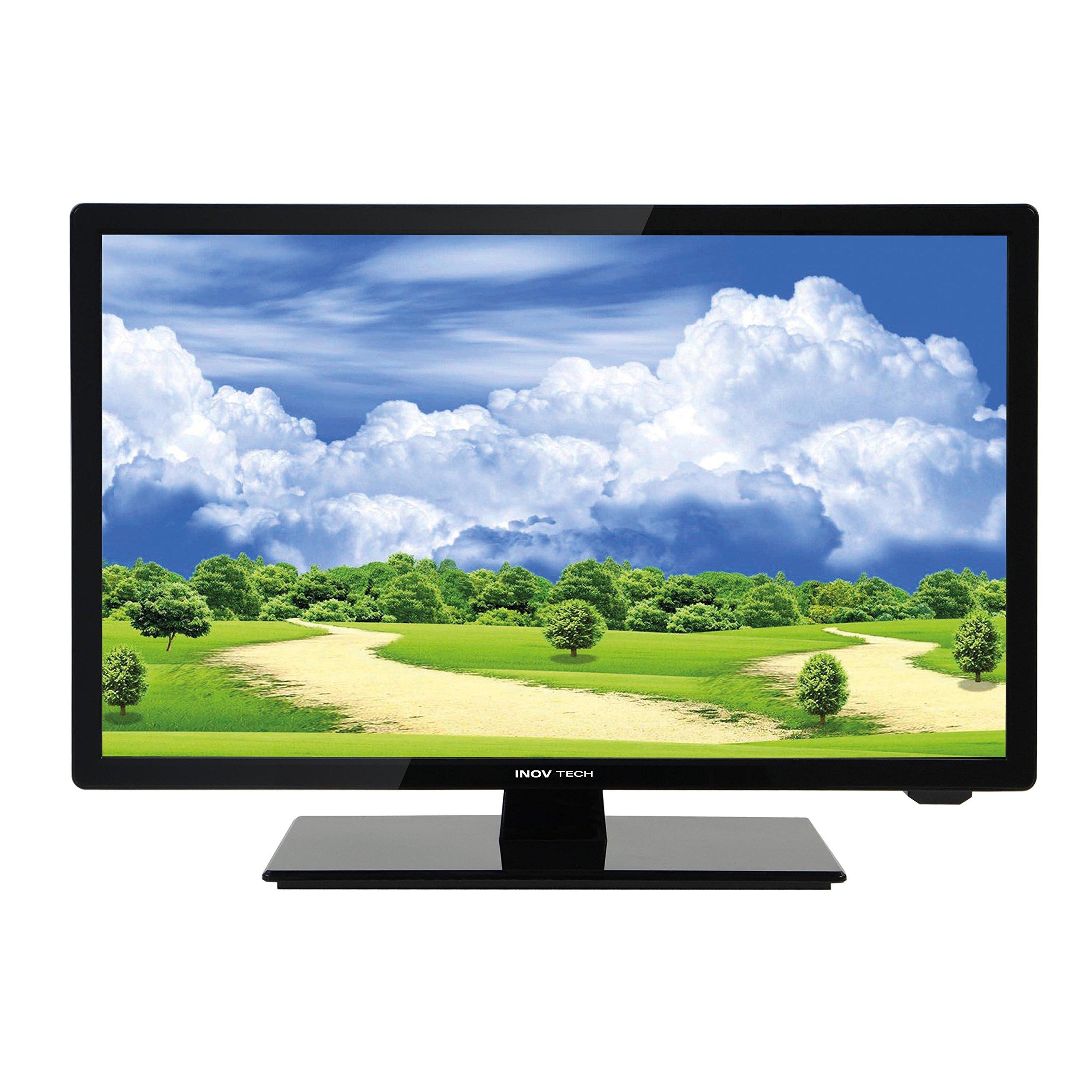 Inovtech televisor LED alta definición Ultra Compact 21,5