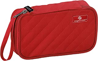 Eagle Creek Pack-it Original Quilted Quarter Cube - Extra Small, Red Fire (red) - EC0A34PF138