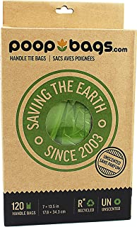 PoopBags Original Count Recycled Handle