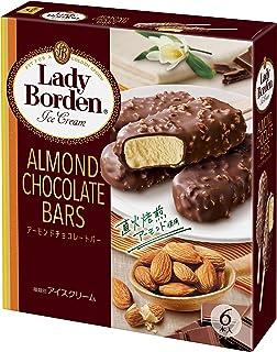 [冷凍] ロッテ レディーボーデン マルチ アーモンドチョコレートバー 300ml