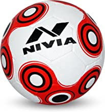 Nivia Spinner Rubber Moulded Football, Size 5