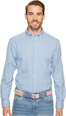 Vineyard Vines - Jacks Peak Plaid Classic Murray Shirt