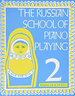 Hal Leonard Russian School Of Piano Playing Book 2 Piano Ser