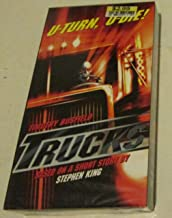TRUCKS - VHS - RARE VIDEO - OOP