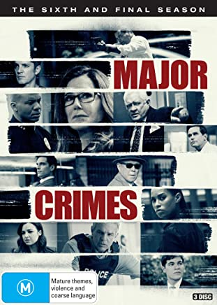 Major Crimes: S6